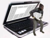 Datenklau: Viele Unternehmen werden zur Beute.