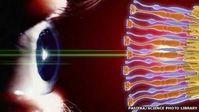 Sehkraft: Hoffnung auf Zellen aus dem Drucker. Bild: Pasieka/SPL