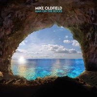 "Cover ""Man On The Rocks"" von Mike Oldfield"