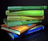 Bücher: Kinder bleiben Print-Ausgaben treu. Bild: pixelio.de/luise