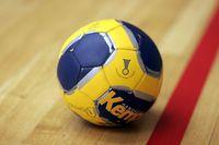Ein Handball