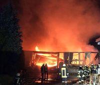 Brand Duttweiler Bild: Polizei