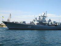 Ukrainische Fregatte Hetman Sahaidatschnyj (2011)