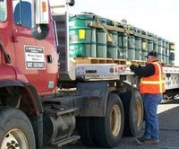Müll zum Abtransport: Neues Verfahren bringt Erleichterung. Bild: energy.gov