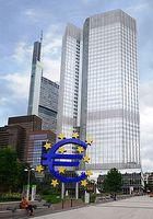 Europäische Zentralbank in Frankfurt am Main. Bild: Eric Chan