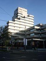 Zentrale der WestLB. Bild: Marek Gehrmann