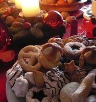 Weihnachtsgebäck: Süßes lässt den Körper altern. Bild: pixelio.de, S. Rossmann