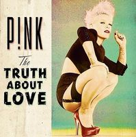 Pink Reveals 'The Truth About Love' Album Cover