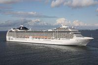Die MSC Orchestra ist ein Kreuzfahrtschiff der MSC Crociere S.A.