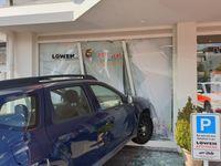 PKW an Unfallstelle Bild: Polizei