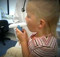 Asthma (Symbolbild)