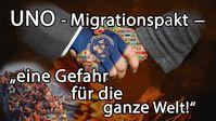 Migrationspakt: Immer mehr Staaten steigen aus dem geplanten UN-Migrationspakt aus: Dieser verwehrt Einheimischen aller Staaten zu bestimmen wer sich in ihrem Land aufhalten darf und wer nicht.
