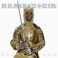 """Cover """"Deutschland"""" von Rammstein"""