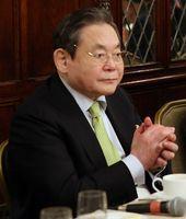 Lee Kun-hee (2013)