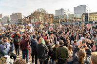 Urheberrechtsreform: Demo gegen Artikel 13 ein voller Erfolg - Eine Großstadt auf der Straße