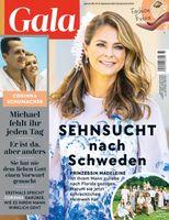 GALA Cover 37/2021 /  Bild: Gruner+Jahr, Gala Fotograf: Gruner+Jahr, Gala