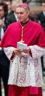 Erzbischof Georg Gänswein