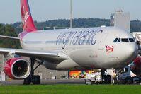 Ein Airbus A330-300 der Virgin Atlantic.