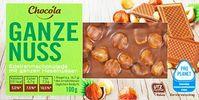 Choco'la Ganze Nuss Schokolade 100g