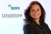 """Anka Anders ist Fachberaterin für das Gesundheitswesen (DStV) und Mitglied der DGSFG. Bild: """"obs/DGSFG"""