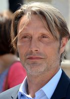 Mads Mikkelsen 2013 beim Filmfestival in Cannes