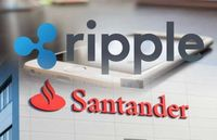 Die Banco Santander glaubt an das Potential desUnternehmens Ripple.