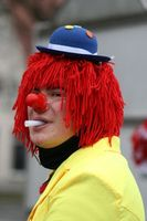 Jeck: Wirtschaft profitiert vom Karneval. Bild: pixelio.de/angelina.s...k....