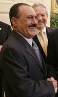 Ali Abdullah Saleh Bild: de.wikipedia.org