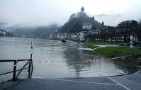 Hochwasser an Rhein & Mosel (2017)