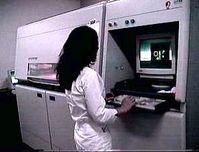 3D-Drucker der Bauart Lasersintern