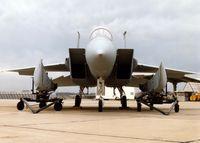 Eine F-15C.