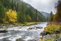 Ein Fluss (Symbolbild)