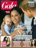 "GALA Cover 41/2019 (EVT: 2.10.2019)  Bild: ""obs/Gruner+Jahr, Gala"""