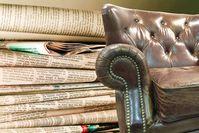 Zeitungen: Forscher untersuchen Lesermeinungen. Bild: pixelio.de, Rainer Sturm