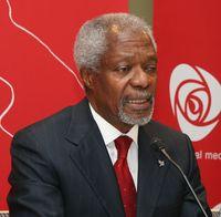 Kofi Annan, Archivbild