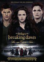 """Kinoplakat """"Breaking Dawn – Bis(s) zum Ende der Nacht - Teil 2"""""""