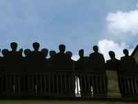 Männer: Drohen von der Politik ausgegrenzt zu werden.