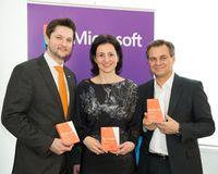 Microsoft präsentiert das neue Office. Bild: pressetext