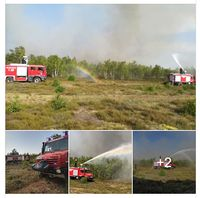 Bild: Screenshot facebook Feuerwehr Jüterbog