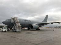 """Airbus A310 """"Kurt Schumacher"""". Bild: Bundeswehr"""