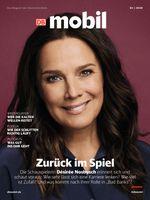 "Sina Götz exklusiv für DB MOBIL 01/2020. Bild: ""obs/DB MOBIL/Sina Götz"""