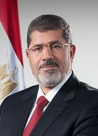 Mohamed Mursi Bild: Egyptian Government