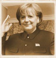 Angela Merkel wird in Deutschland immer schärfer angegriffen, nicht zuletzt wegen der Rückgängigmachung einer demokratischen Wahl in Thüringen (Symbolbild)