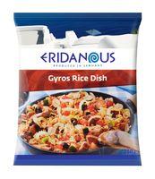 """Lidl Deutschland informiert über einen Warenrückruf des Produktes """"Eridanous Gyros Reispfanne (Gyros Rice Dish), 750g"""" des Herstellers Copack Tiefkühlkost Produktionsges. mbH.  Bild: """"obs/Lidl"""""""