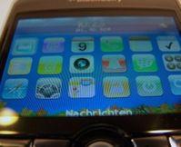Smartphone: Mitschuld an überlasteten Netzen. Bild: pixelio.de, delater