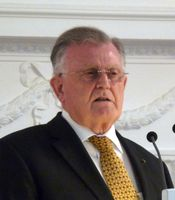 Erwin Teufel, Juli 2011