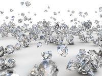 Diamanten: Aufbrechen kann nützlich sein.