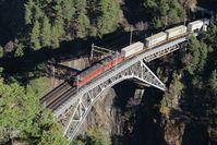 Eisenbahnbrücke (Symbolbild)