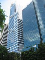 Hitachi Turm und Tung Center