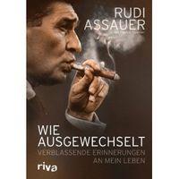 """""""Wie ausgewechselt: Verblassende Erinnerungen an mein Leben"""" Buchcover"""